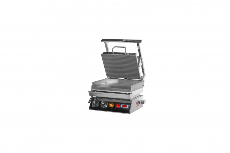 Elektro-Grill: Modell GS 500 Combi