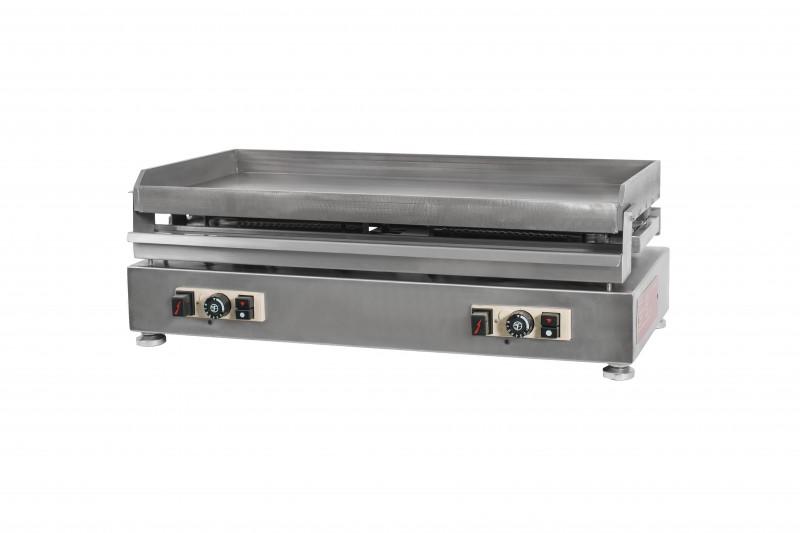 Gas-Bratplatte: Modell BRE 1000