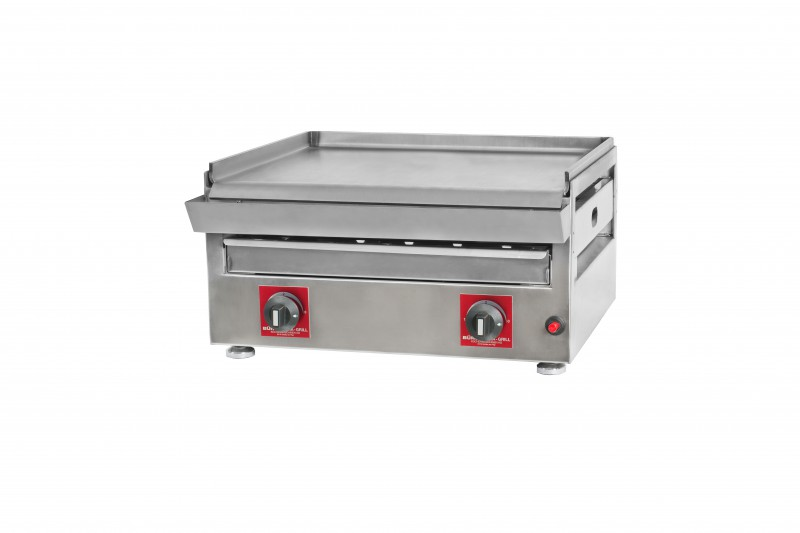 Gas-Bratplatte: Modell Party-Grill G
