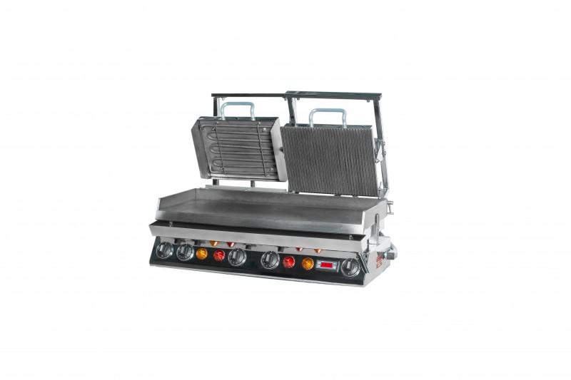 Elektro-Grill: Modell GS 1000 Combi