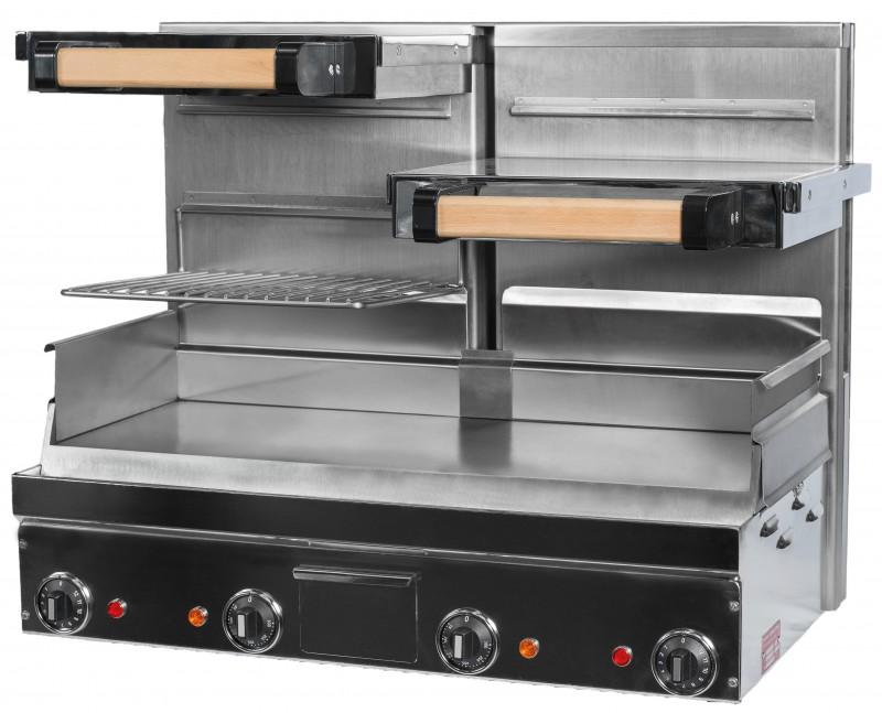 Elektro-Grill: Modell GS 1000 NL