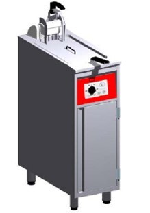 Standfritteuse Elektro: Modell VX 31S Sirius