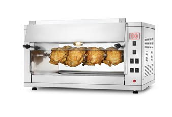 Poulet Grill: Modell E-8P