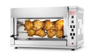 Poulet Grill: Modell E-12P