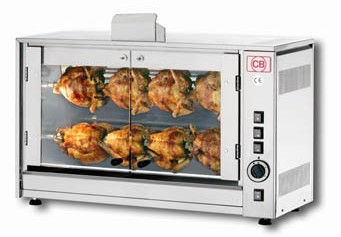 Poulet Grill: Modell G-8P