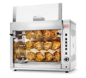 Poulet Grill: Modell G-12P