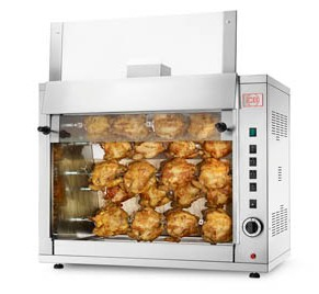 Poulet Grill: Modell G-20P