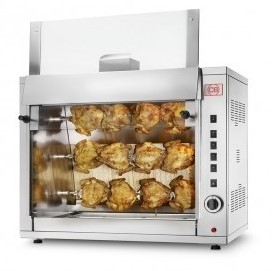Poulet Grill: Modell G12-P