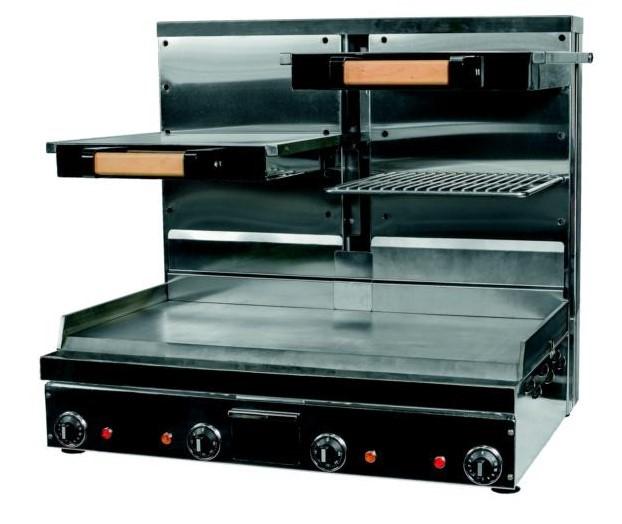 Elektro-Grill: Modell GS 6000 NL
