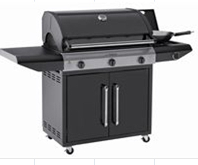 Gas-Grill: Modell Beefmaster 3