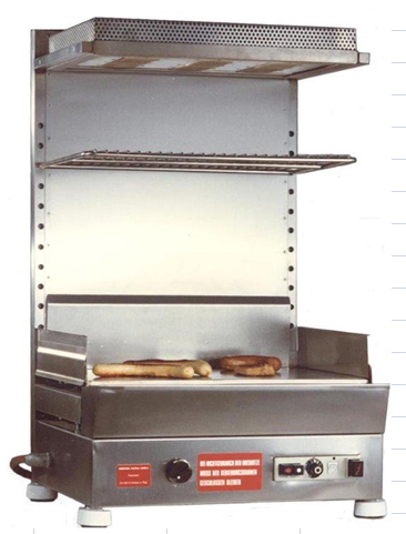 Gas-Grill: Modell GGS 1600