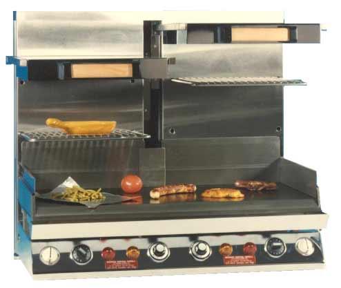 Elektro-Grill: Modell GS 6000
